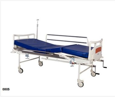 Care Biomedical Fowler Bed 2 Function with Wheels