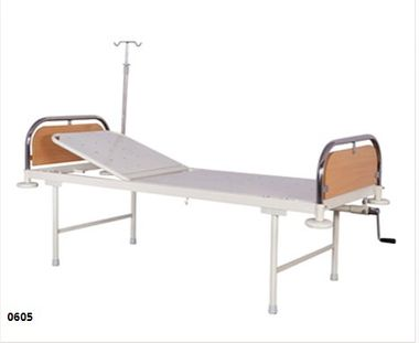 Care Biomedical Semi Fowler Bed Single Function Bed